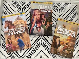 Cities of Adventure books