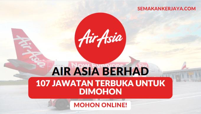 Air Asia Jobs 2020