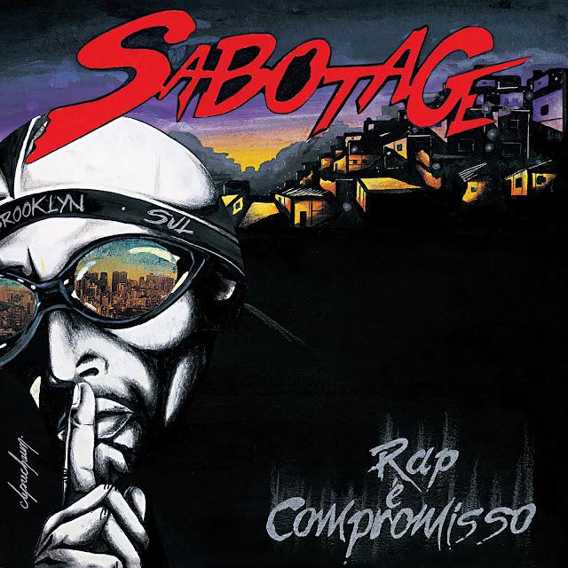 """O álbum """"Rap é compromisso"""" do SABOTAGE é lançado em Vinil"""