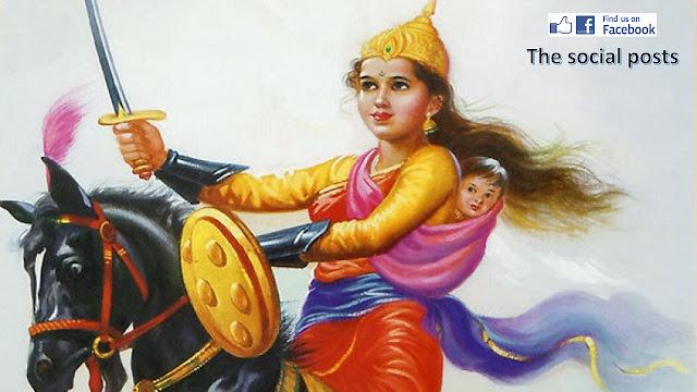 Jhansi ki Rani Laxmi Bai Death Story