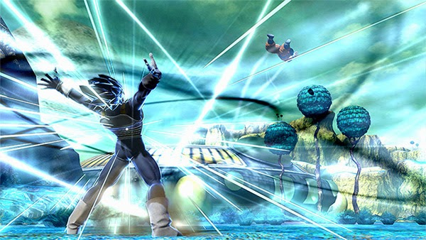 J-Stars Victory Vs, Shounen, Jump, Weekly Shounen Jump, Anime collaboration, games, PS3, Playable Characters, Screenshot, Vegeta
