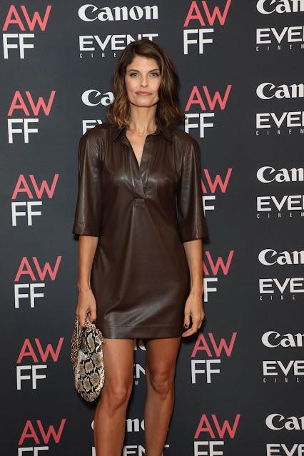 Zoe Ventoura at 2021 Australian Woman's Film Festival Launch