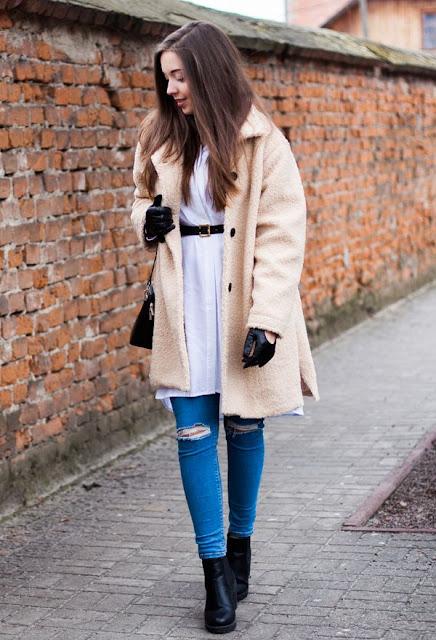 como vestirse casual con jeans