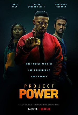 Project Power Movie in Dual Audio
