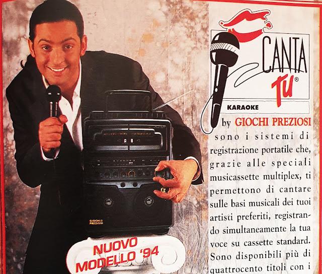 Fiorello Karaoke Canta Tu