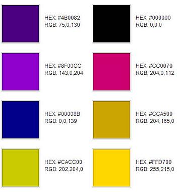 Sobre Colores: mayo 2011