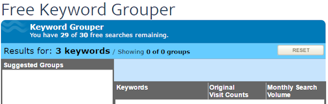 free-key-word-groupper
