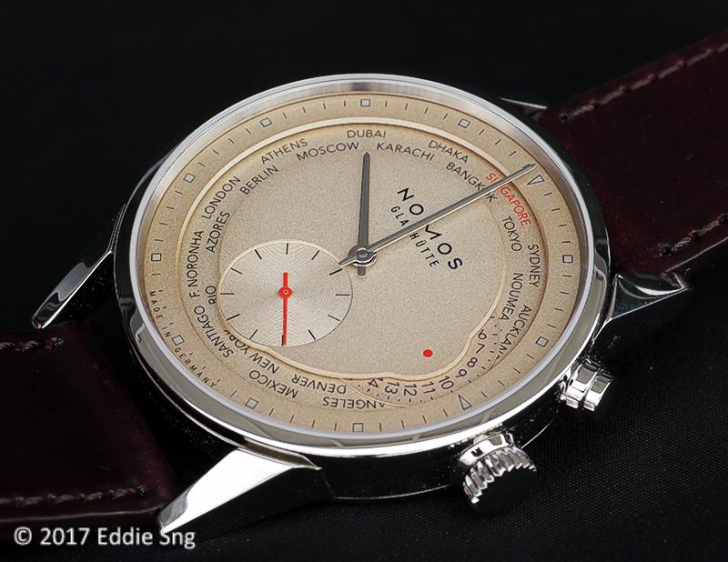 Tick Tock Forever: NOMOS Glashütte & The Hour Glass