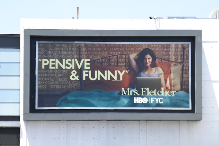 Mrs Fletcher 2020 Emmy FYC billboard