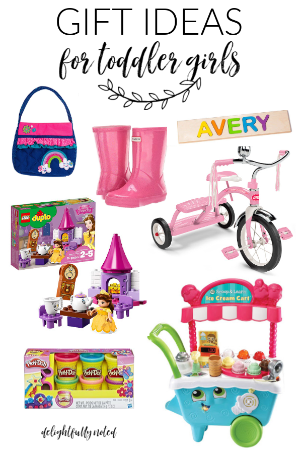 what to buy a 1 or 2 year old girl