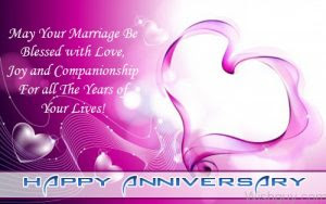Sweet Lovely Wedding Anniversary Message