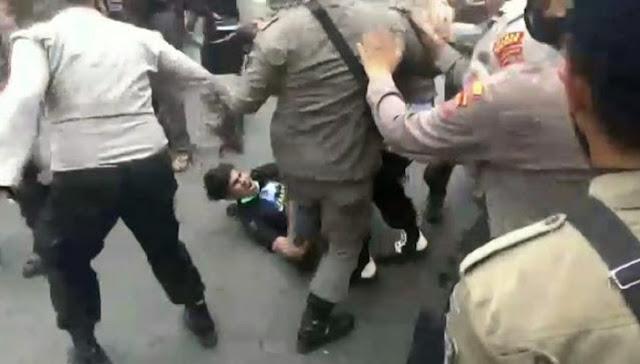 Pakar: Sulit Bedakan Polisi Tegakkan Hukum atau Pukul Lawan