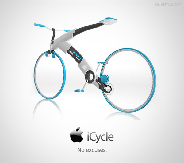 Amazing Cycle Design for iCycle: Intelligent computing