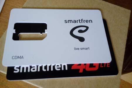 Pengalaman Downgrade Kartu 4G LTE Smartfren ke CDMA