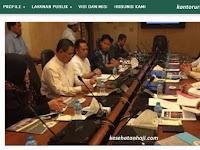 Kantor Urusan Haji Indonesia Persiapkan Pelayanan Haji 2017