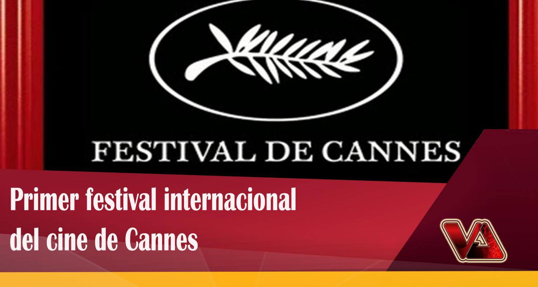 Resultado de imagen para Fotos del el primer Festival Internacional de Cine de Cannes.