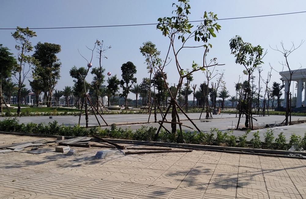 Quần thể công viên chủ đề, Nhà Văn Hóa dự án Him Lam Green Park