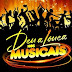 """""""Deu a louca nos musicais"""" no Teatro Municipal de Ilhéus"""