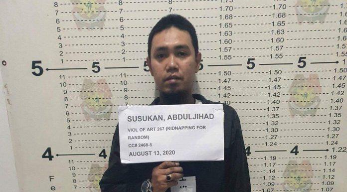 "Polisi Filipina Tangkap Pemimpin Abu Sayyaf Anduljihad ""Idang"" Susukan"