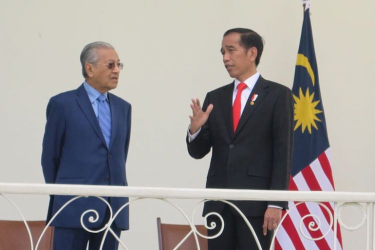 Mahathir Bingung Jokowi Tolak Bantuan Malaysia Tangani Kabut Asap