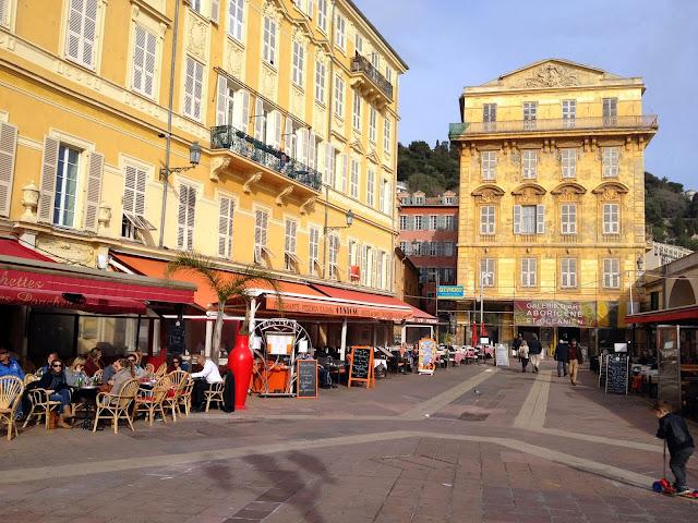 Visitas típicas en Niza