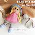 Amigurumi Tini Mini Kız Yapılışı-Free Pattern Tini Mini Dolls