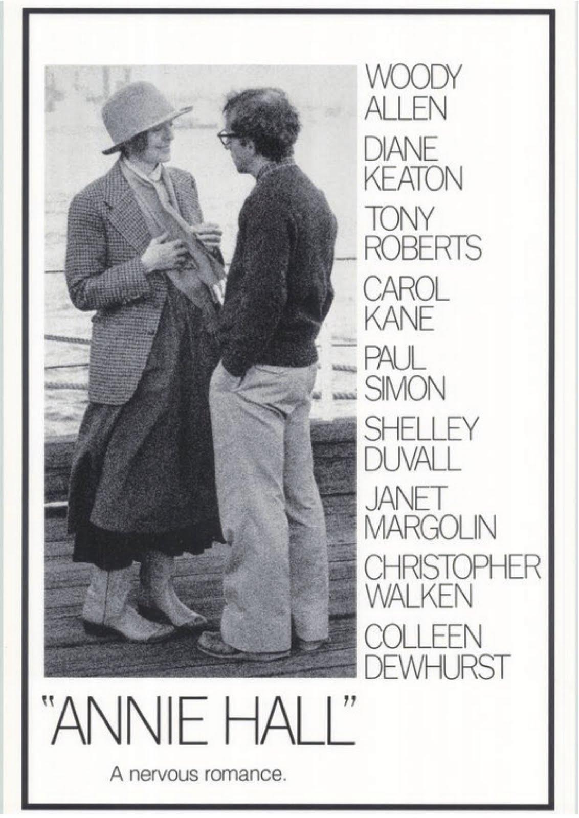 annie hall poster - photo #2