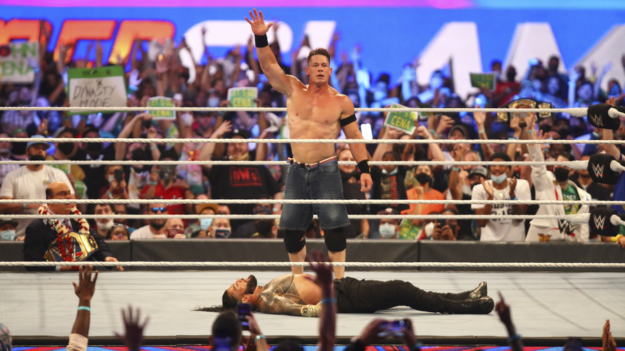 John Cena máris szünetre ment a WWE-ből