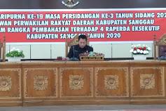 empat rancangan peraturan daerah (raperda) Sanggau, apa itu? baca tuntas