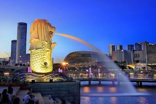 astronomi dan geografi Singapura lengkap beserta deskripsinya
