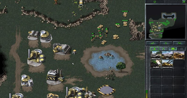 Command and Conquer Remastered Collection للكمبيوتر