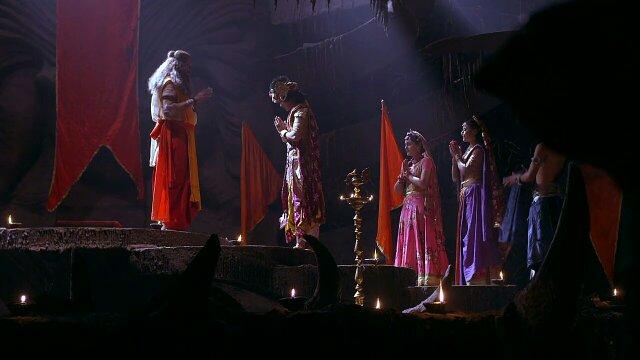 Radha Krishn: Krishna - Session4 E21 19th November Episode
