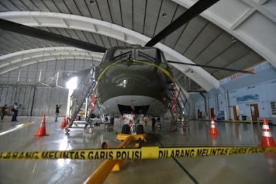 Dugaan korupsi dalam pengadaan Helikopter jenis MI-2 Merk Ple Rostov Rusia - berbagaireviews.com