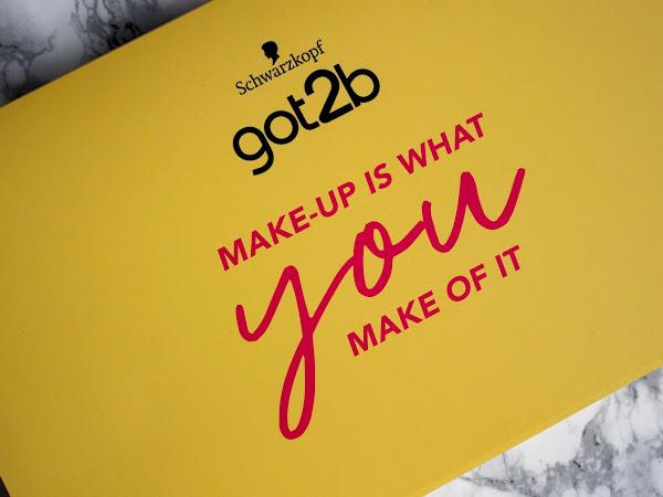 Make-Up Neuheiten von got2b
