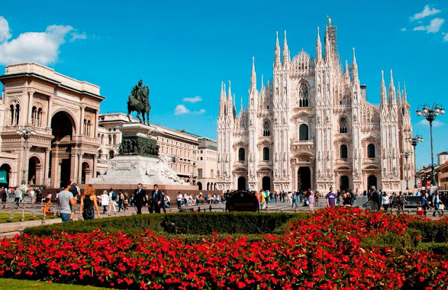 Melhor época para ir a Milão