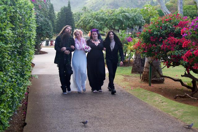kauai destination wedding hair and makeup
