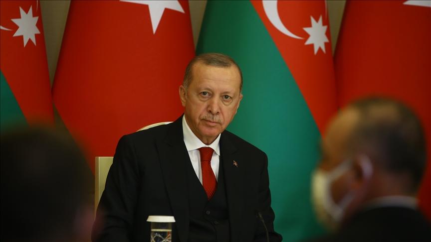 Ερντογάν: Δεν θα πρέπει να αφήσουμε τρίτους να βρεθούν ανάμεσα σε Τουρκία και Ελλάδα