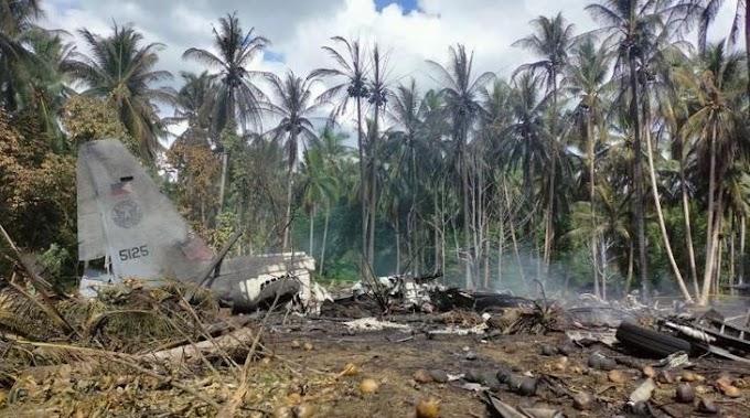 92 emberrel a fedélzetén lezuhant egy katonai gép a Fülöp-szigeteken
