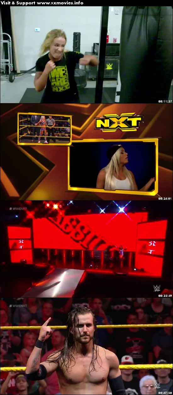 WWE NXT 27 September 2017 WEBRip 480p 200mb