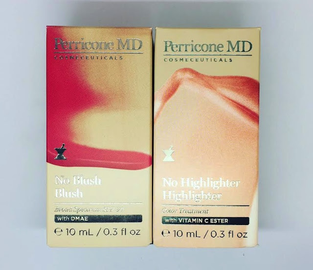 Perricone MD Blush and Highlighter