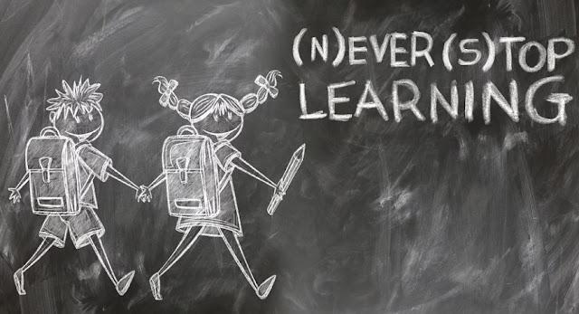 Tentukan Tujuan dan Terus Belajar