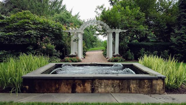 Дендрарій Фрелінхайзера, Моррістаун, Нью-Джерсі (Frelinghuysen Arboretum, Morristown, New Jersey)