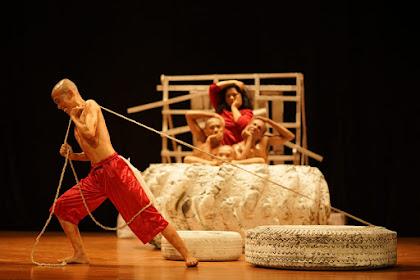 Sejarah Panjang UKM Teater Batra FKIP UNRI