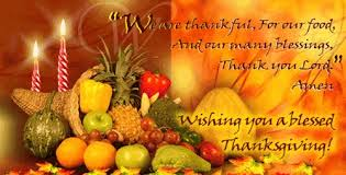 Happy Thanksgiving Wishes Wording