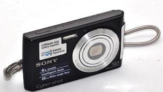 Harga Kamera Sony Cybershot DSC-W510 April 2016