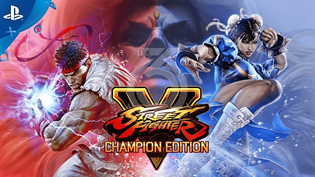 Street Fighter V: The Champion Edition will be released in February 2020