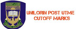 UNILORIN POST UTME CUTOFF MARKS