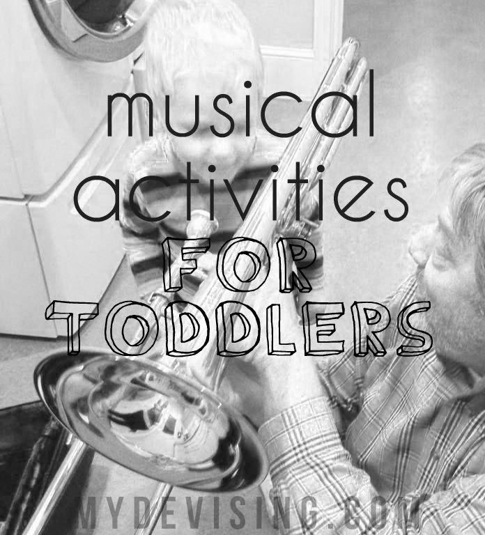 Musical Activities for Toddlers {Guest Post}