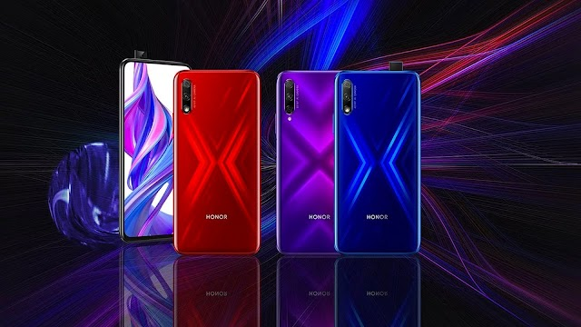 "Honor 9X and 9X Pro: the new ""smartphone for all"" officially introduced"