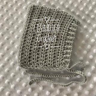 crochet pixie bonnet pattern baby free
